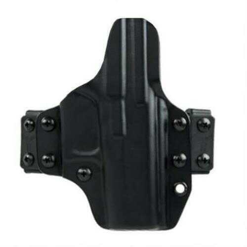 Blade-Tech OWB Eclipse Straight Drop Glock 34/35- Black