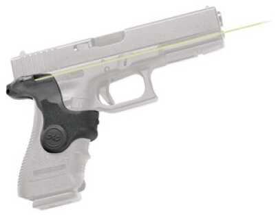Crimson Trace Hi-Brite LaserGrip Glock 17,19 Black Class 1 IR LG-417 IR