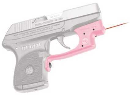 Crimson Trace Ruger Laserguard Front Activation-Pink LG-431 PINK