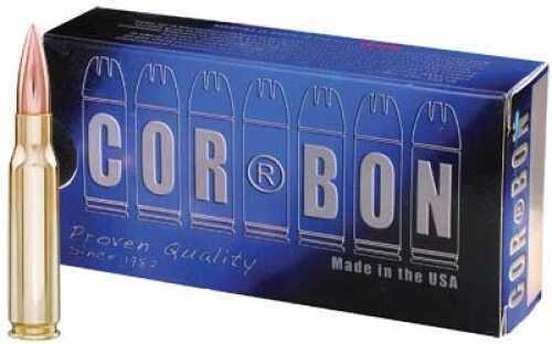 Corbon 308 Win 185Gr Full Metal JacketPerformance Match Subsonic 20 rounds Ammunition PM308S185