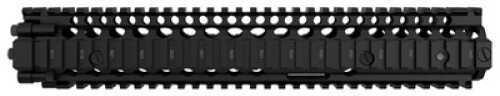 Daniel Defense RIS II (Rail Interface System) Rail Black Free Floating AR Rifles 12 01-004-08001-006