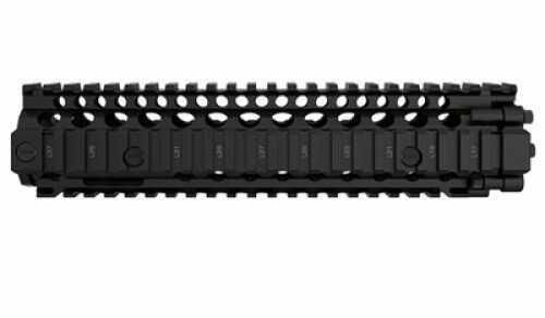 "Daniel Defense RIS II (Rail Interface System) Rail Black Free Floating AR Rifles 10"" 01-004-08020-006"