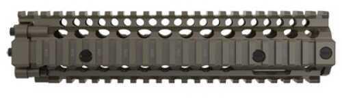 "Daniel Defense RIS II (Rail Interface System) Rail Flat Dark Earth Free Floating AR Rifles 10"" 01-004-08020"