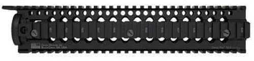 Daniel Defense Omega Rail Black 2 Piece Drop-In Free Float AR Rifles 01-005-10003