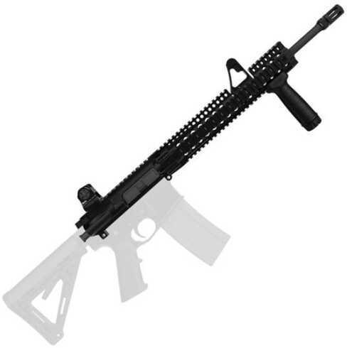 "Daniel Defense Volume 1 Upper 223 Rem 5.56NATO 16"" Black M4 12.0 Rail Hammer Forged DD Furniture AR Rifles 23-050-0 23-050-08226"