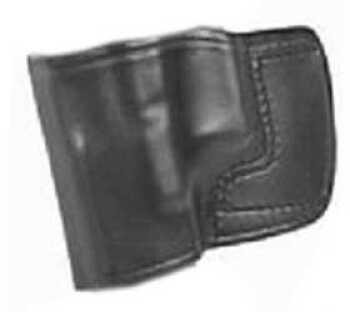 """Don Hume JIT Slide Holster Left Hand Black 2"""" Taurus Public Defender Leather J261176L"""