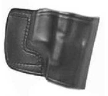 "Don Hume JIT Slide Holster Right Hand Black 2"" Taurus Public Defender Leather J261176R"