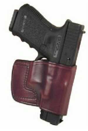 Don Hume JIT Slide Holster Right Hand Black KelTec P11 Leather J966660R