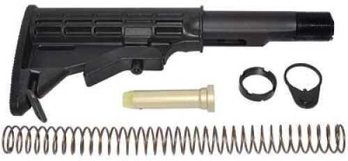 DPMS Stock Black AR Rifles CSAP4