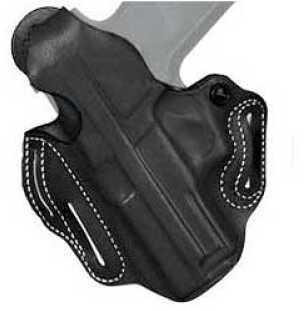 Desantis 001 Thumb Break Scabbard Belt Holster Left Hand Black S&W J-Frame 001BB02Z0