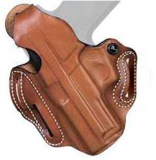 Desantis 001 Thumb Break Scabbard Belt Holster Left Hand Tan S&W M&P Shield 001TC02Z0 001TBX7Z0