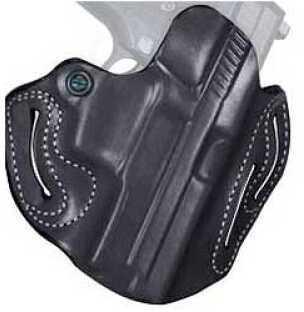 Desantis 002 Speed Scabbard Belt Holster Right Hand Black Spgfld XDM 40 002BAT6Z0 002BAT5Z0