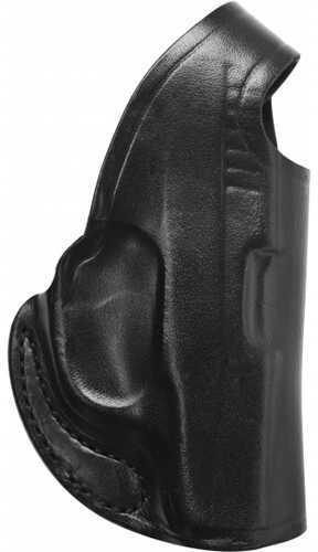 Desantis 012 The Maverick Belt Holster Right Hand Black Keltec P3AT/Ruger LCP Leather 012BAR7Z0