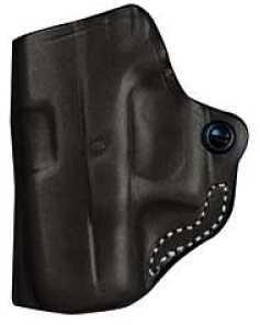 Desantis 012 The Maverick Belt Holster Left Hand Black Keltec P3AT/Ruger LCP Leather 012BBR7Z0