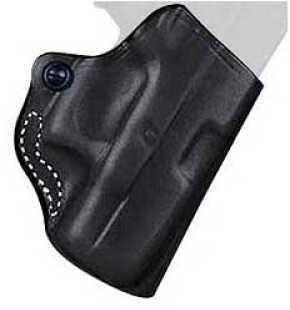 Desantis 019 Mini Scabbard Belt Holster Right Hand Black Sig P290 019BAX2Z0