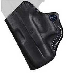 Desantis 019 Mini Scabbard Belt Holster Left Hand Black Ruger LC9/Kel-Tec PF-9 019BBU2Z0 019BBQ5Z0