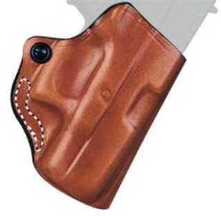 Desantis 019 Mini Scabbard Belt Holster Right Hand Tan Beretta Nano Leather