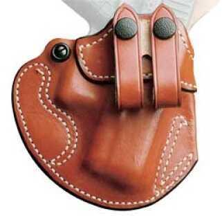 """Desantis 028 Cozy Partner Inside the Pant Right Hand Black 2.75"""" S&W Bodyguard .380 Leather 028BAU7Z0"""