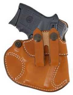 "Desantis 028 Cozy Partner Inside the Pant Left Hand Black 2.75"" S&W Bodyguard .380 Leather 028BBU7Z0"