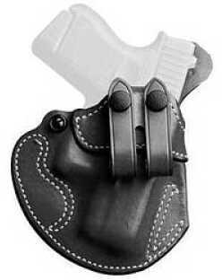 Desantis 028 Cozy Partner Inside the Pants Holster Left Hand Black Springfield XDS 028BBY2Z0 028BBY1Z0