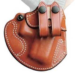 Desantis 028 Cozy Partner Inside the Pant Right Hand Tan S&W J-Frame Leather 028TA02Z0