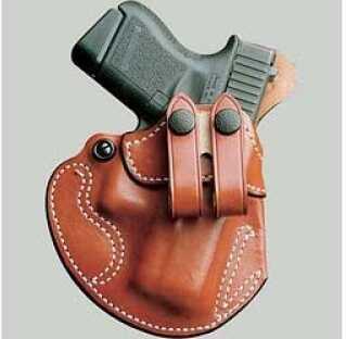 Desantis 028 Cozy Partner Inside the Pant Right Hand Tan Glk 26/27 Leather 028TAE1Z0