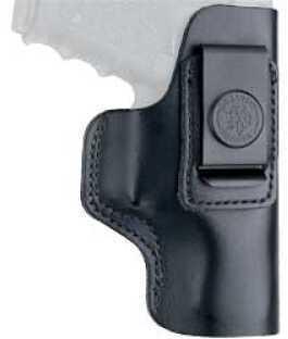 Desantis Insider Inside The Pant Holster Fits Walther PPK/PPKS Right Hand Black Leather 031BA74Z0