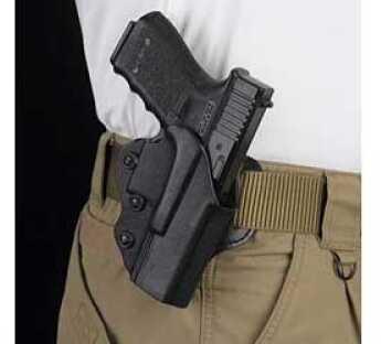 Desantis 042 The Facilitator Belt Holster Right Hand Black Glock 17/22 Kydex 042KAB2Z0