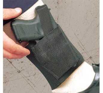 Desantis 062 Apache Ankle Holster Right Hand Black S&W Shield Nylon 062BAV5Z0