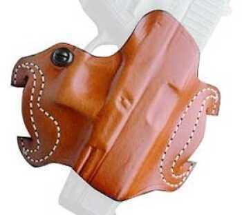 Desantis 086 Mini Slide Belt Holster Right Hand Tan Glock 20, 21 086TAF3Z0 086TAE8Z0