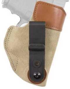 Desantis SOF-Tuck Tan RH Glock 26 27 33 WAL Pps 106NAE1Z0
