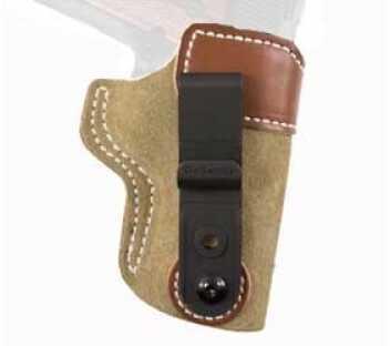 Desantis Sof-Tuck Inside The Pant Holster Fits 1911 Officer/Defender Left Hand Tan Leather 106NB79Z0