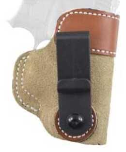 Desantis 106 Sof-Tuck Inside the Pant Left Hand Tan S&W Bodyguard .380 Leather 106NBU7Z0