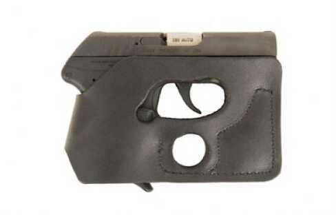 Desantis Pocket Shot Pocket Holster Black Kimber Solo, Kahr PM9/40, Roughbaugh R9 Leather 110BJX3Z0
