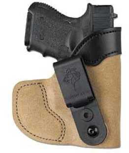 Desantis 111 Pocket-Tuk Pocket Holster Right Hand Natural Glock 26/27, Ruger LC9 Leather