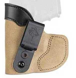 Desantis 111 Pocket-Tuk Pocket Holster Right Hand Natural Diamondback .380 and 9mm 111NAV3Z0