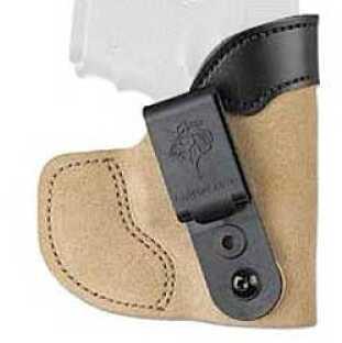 Desantis 111 Pocket-Tuk Pocket Holster Left Hand Natural Glk 26, 27 111NBG1Z0 111NBE1Z0