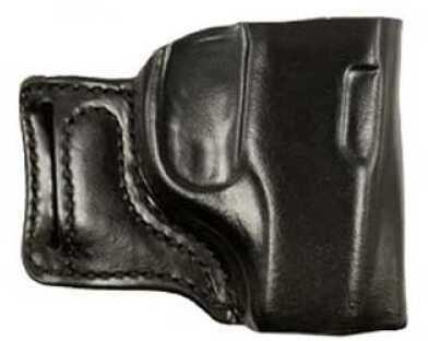 Desantis 115 E-GAT Slide Belt Holster Right Hand Black Ruger SR9/40 Leather