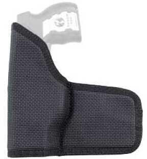 Desantis Cargo Nemesis Pocket Holster Ambidextrous Black Taser X26 Nylon ATT6100