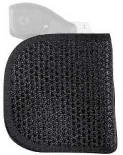 Desantis M44 Super Fly Pocket Holster Ambidextrous Black J-Frm/LCR/SP101 Nylon M44BJN3Z0