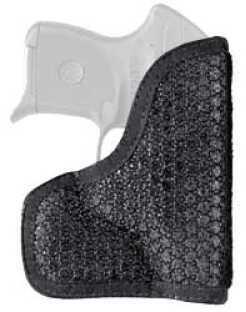Desantis M44 Super Fly Pocket Holster Ambidextrous Black S&W Bodyguard .380 Nylon M44BJU7Z0
