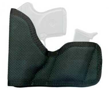 Desantis M52 Cargo Nemesis Pocket Holster Ambidextrous Black Glock 26/27, S&W M&Pc, Keltec P11, Spr EMP, Walt M52BJE1Z0
