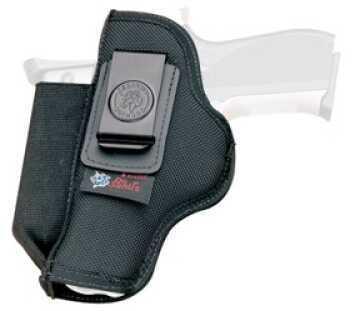 "Desantis N87 Pro Stealth Inside the Pant Ambidextrous Black 4"" S&W M&P 9/40, XD 4"" Nylon N87BJ88Z0"