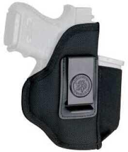 Desantis N87 Pro Stealth Inside the Pant Ambidextrous Black Glock 26/27/29/30, Sig 250SC, S&W M&Pc, Walther P N87BJE1Z0