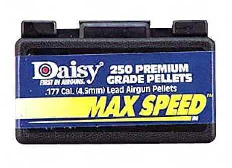 Daisy Outdoor Products Pellets 177PEL Flat Nose 250/Blt 12/Cs 257