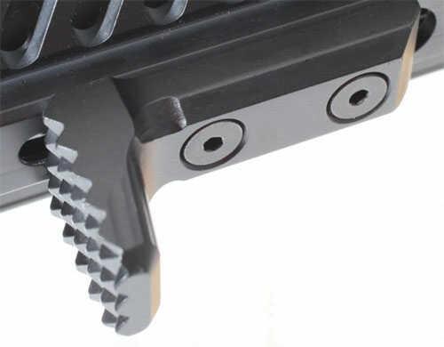 Ergo Grip KeyMod Barricade Stop And Hand Stop, Black Finish 4230-Bk