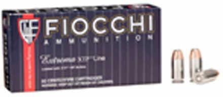 Fiocchi Ammo Fiocchi Ammunition Fiocchi Centerfire Pistol Ammo 45ACP, 230 Grain, XTPnd Noseetal Jacketlow Po 45XT 45XTP25