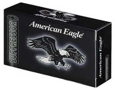 Federal Cartridge Federal American Eagle 9MM 124Gr Full Metal Jacket 50 AE9SUP1