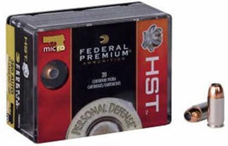 Federal PRM-PD HST 380 99G HP 20BX P380HST1S
