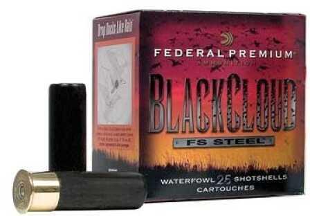 "Federal Cartridge 12 Gauge Shotshells Black Cloud, 3"", 1-1/4oz, #2, (Per25) PWB1422"
